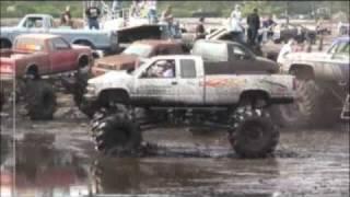Triple Canopy Ranch Trucks Gone Wild Mud Bog