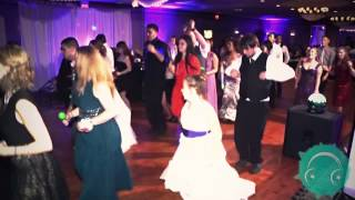 DJ Adam This Magic Moment - Justin & Mary Wedding - Holiday Inn Winsor Ballroom