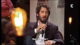 Le Temps Des Cathédrales - Josh Groban - Du Côté De Chez Dave - Mai 2015