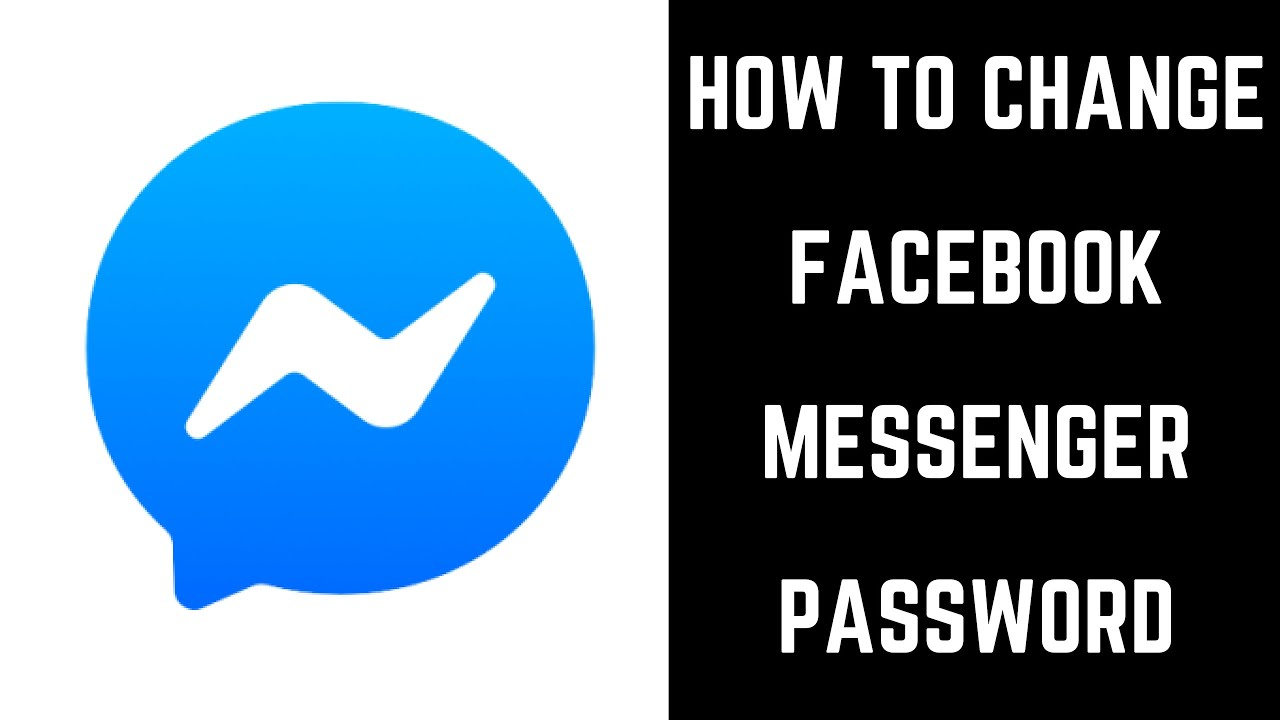 How To Change Facebook Messenger Password