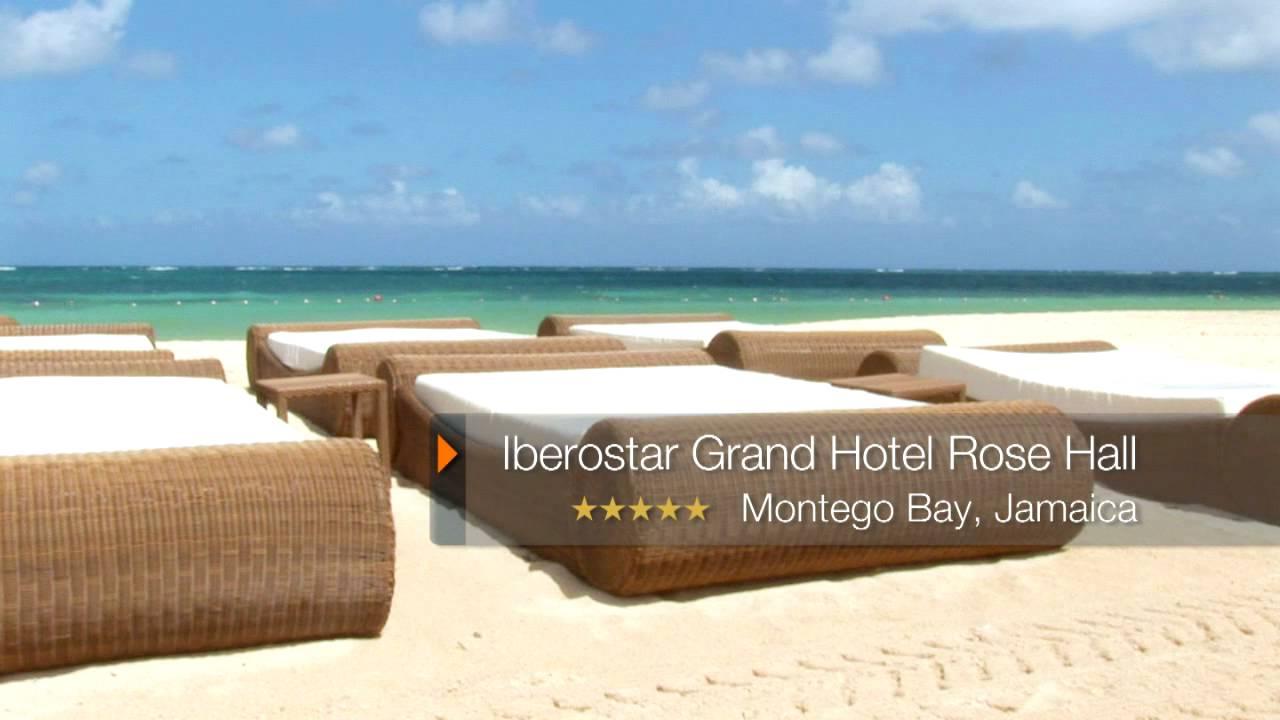 Iberostar Grand Rose Hall Hotel Montego Bay Jamaica Video - Iberostar grand montego bay