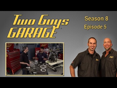 '77 CB550 Overhaul | Two Guys Garage | Season 8 | Episode 5