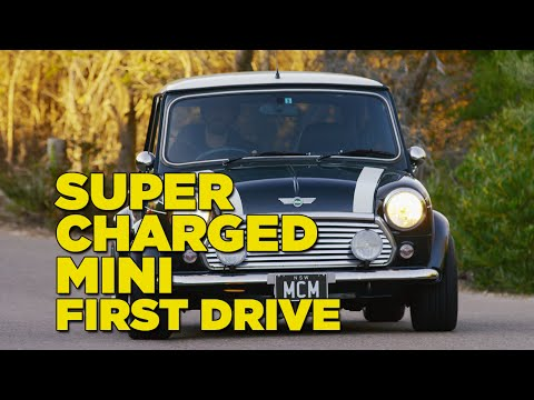 Thumbnail: Supercharged Mini - First Drive