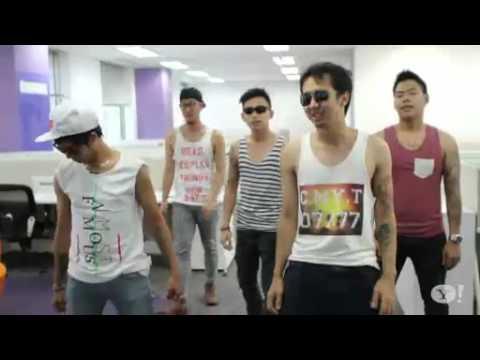 Tutorial Tarian Kuda Gangnam Style