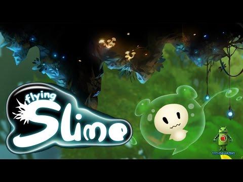 Flying Slime iOS Gameplay HD