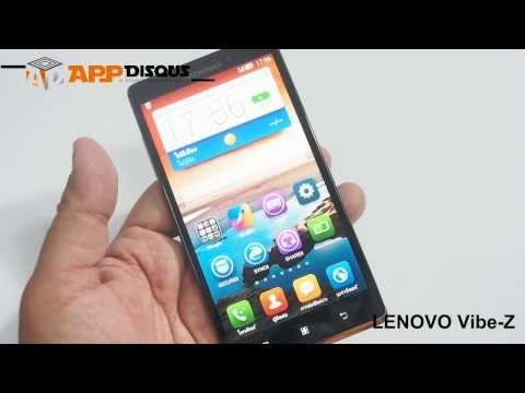 Appdisqus Review : รีวิว Lenovo Vibe Z K910L (เครื่องขายไทย)