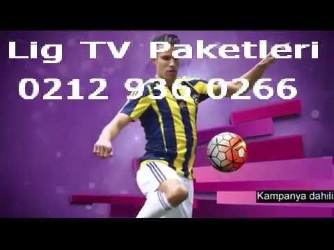 Digiturk Lig TV Paketleri www.beylikduzuservisi.net