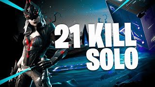 Sick 21 Kill Game (FULL FORTNITE BR GAME)
