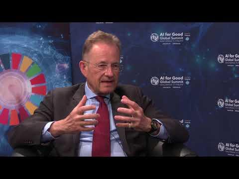 AI FOR GOOD 2018 INTERVIEWS:  Michael Møller, Director-General, United Nations Office at Geneva