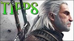 17 TIPPS die JEDER The Witcher 3 Spieler kennen muss - The Witcher 3 Anfänger Tipps deutsch