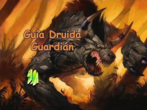 [WoW] Guía druida guardián 7.0.3