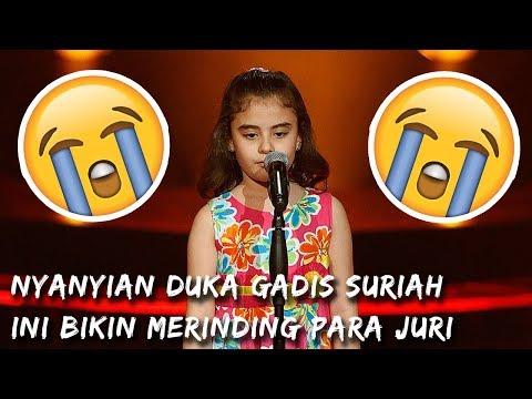 NYANYIAN DUKA GADIS SURIAH INI BIKIN JURI MERINDING DAN YES! (+SUBTITLE INDONESIA)