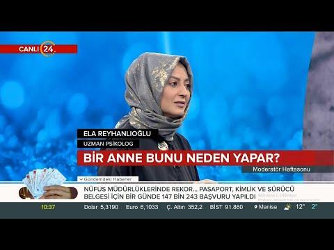 22 Aralık 2018 - 24 TV - İnsan ve Öfke