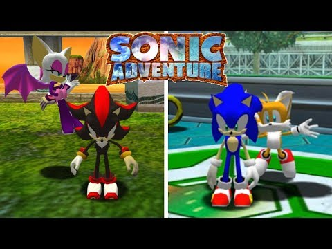 Sonic Adventure Heroes V10.0 - New Characters/Teams