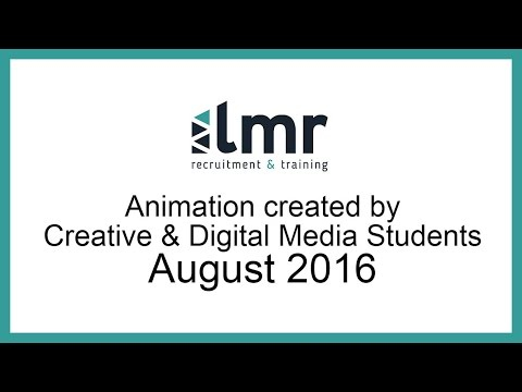 LMR Creative & Digital Media Student Animation
