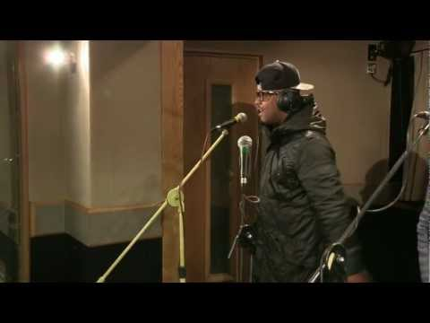 Donae'o  performs Move to da Gyal Dem (Afrobeats Sessions)