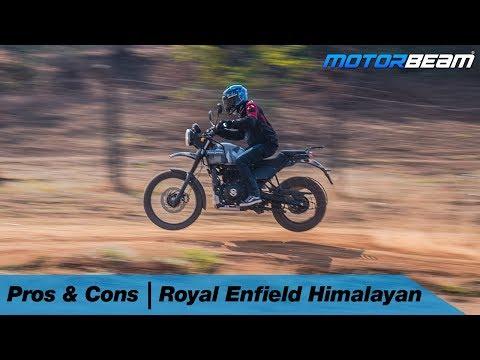 Royal Enfield Himalayan - Pros & Cons | MotorBeam