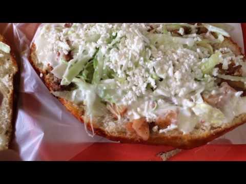 Taste of Mexico: Episode 4 Pambazos