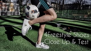 4freestyle shoes close up & test