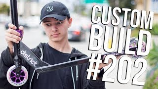 Budget Build Custom 202  The Vault Pro Scooters