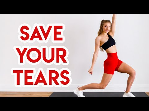 The Weeknd – Save Your Tears FULL BODY WORKOUT ROUTINE