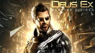 Deus Ex Mankind Divided Трейлер