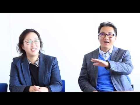 Alumni students talk about Bournemouth University International College