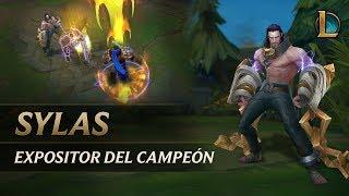 Expositor de campeones: Sylas | Experiencia de juego - League of Legends