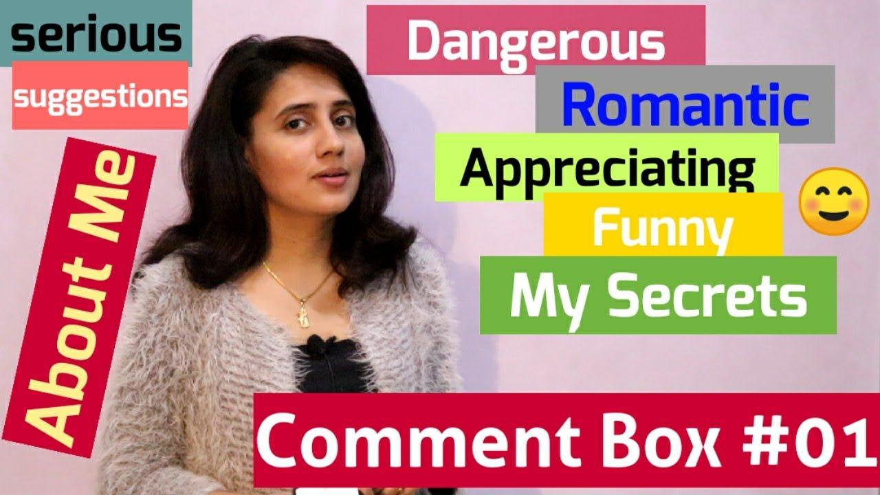 Comment Box #01