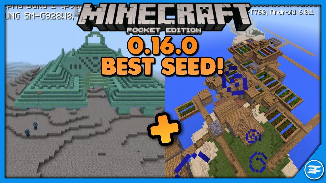 Minecraft Pe Beach Seed