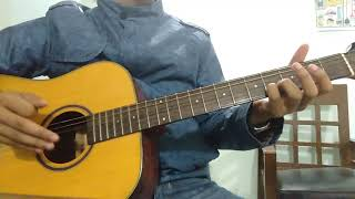 She will be Love fingerstyle-Maroon 5(sample)