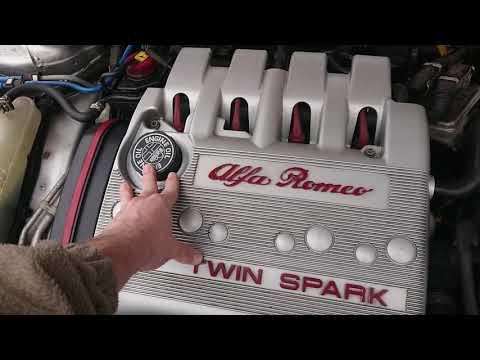 Alfa Romeo 156 2.0TS Variator