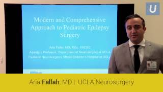 A Modern and Comprehensive Approach to Pediatric Epilepsy Surgery | #UCLAMDChat Webinars