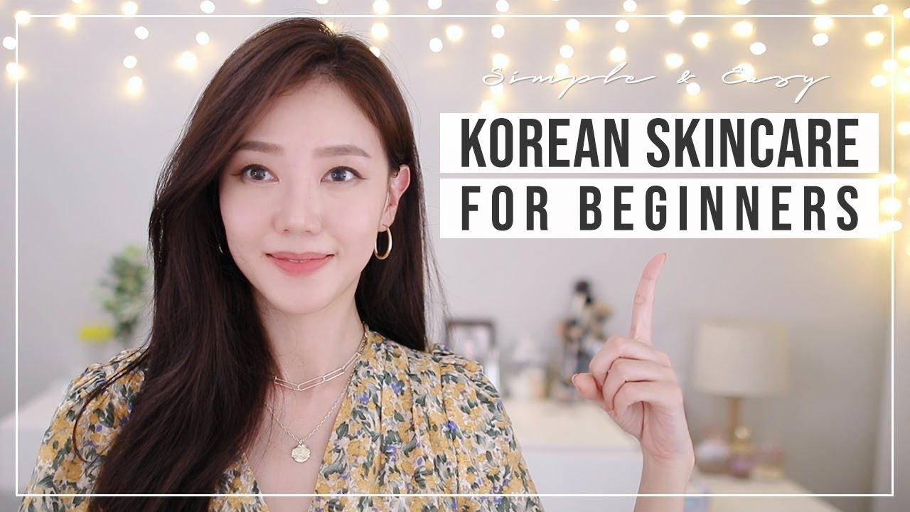 KOREAN SKINCARE for Beginners  + GIVEAWAY 🌙 [KOR]