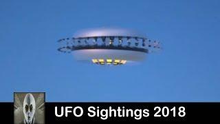 UFO Sightings Great Footage December 2018