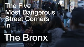 The 5 Most Dangerous Street Corners in the Bronx for Pedestrians and Auto Accidents