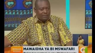 Mawaitha na Bi.Msafwari