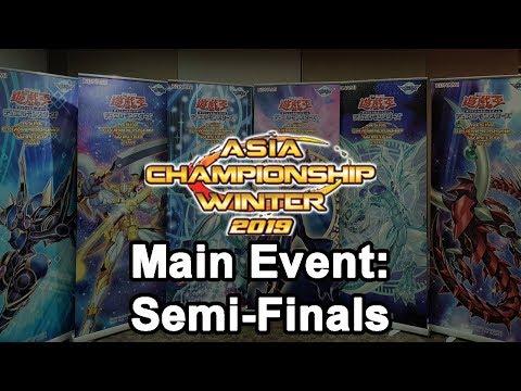 Asia Championship Winter 2019: Semi-Finals Feature Match
