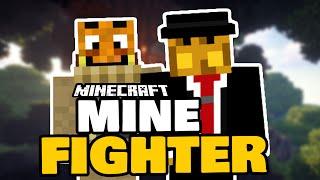 Mit dem KOPF durch die WAND! ✪ Minecraft MineFIGHTER - Richtig geiler Spielmodus!