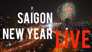 New Year In Saigon