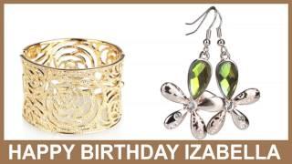 Izabella   Jewelry & Joyas - Happy Birthday