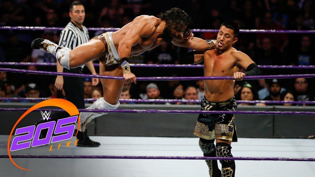 Download Akira Tozawa vs. Tony Nese: WWE 205 Live, June 26, 2018