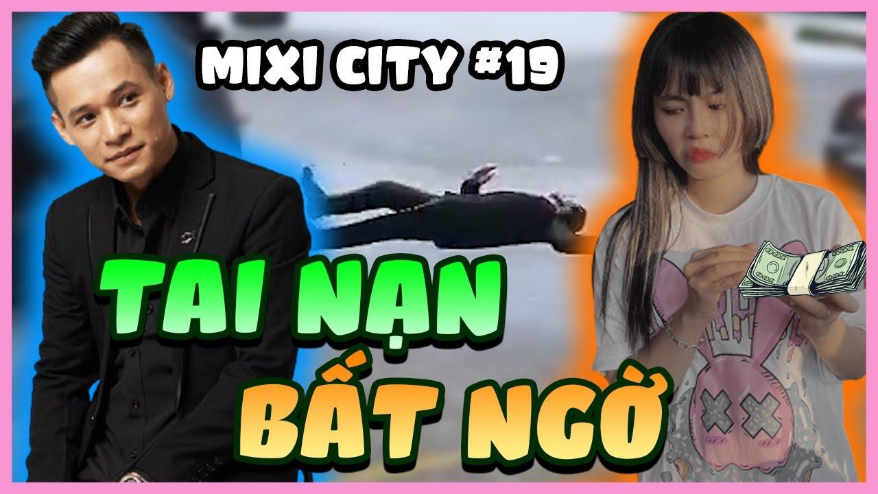GTA Role Play | Pha giao dịch đi vào lòng đất của Độ Mixi và tai nạn bất ngờ | MIXI CITY #19