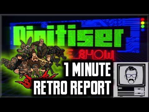 Retro News Bulletin - Return of Gaming TV / March 2018 | Nostalgia Nerd