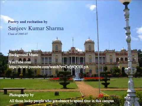 Pal do Pal at CFTRI Mysore - Poetry by Sanjeev Sharma