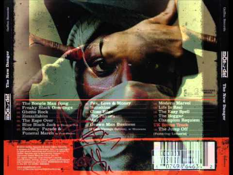 Mos Def - 2004 - New Danger - The Panties