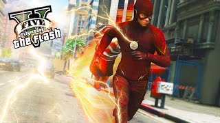 GTA 5 PC - The Flash is Back In Business ! The Flash LSPDFR ! (Ultimate Flash Mod Gameplay)