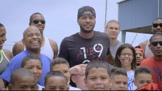 2015 A Very Melo Weekend | Court Dedication