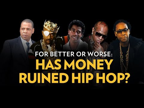 Download Youtube: For Better Or Worse: Has Money Ruined Hip Hop?