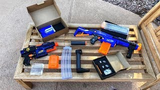 The Best Nerf Package I